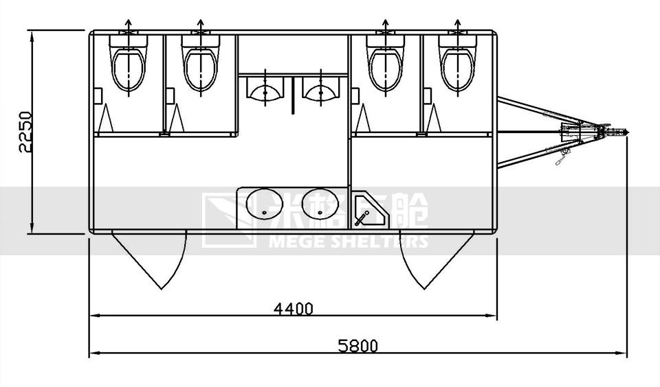 方舱电路施工图