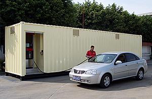 移动加油站